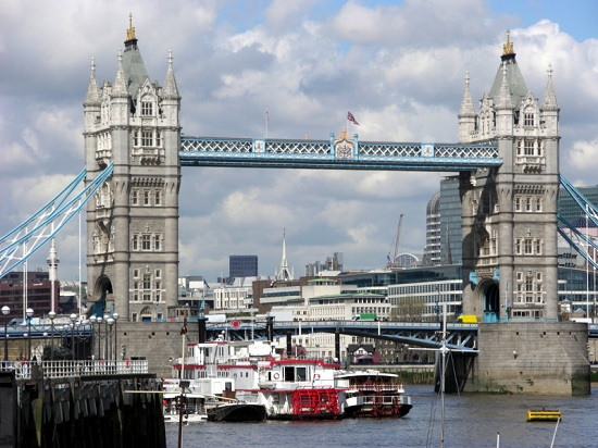 London: Capitalist City