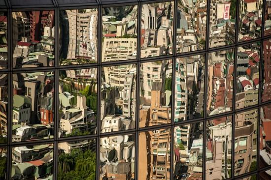 Taipei's urban Growth