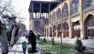 COLD WAR IRAN IN THE 1980s: A HIERARCHY OF CITIES