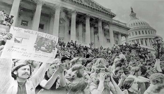 Vietnam War and Protest Movement Timeline